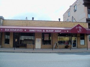 Richmond Dinette and Sleep Shop (Small)